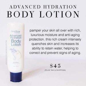 SeneGence Body Lotion